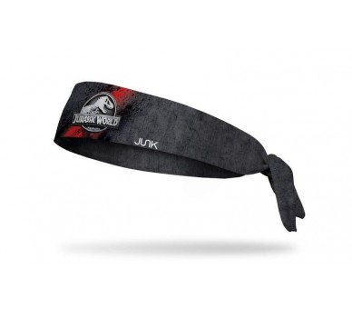 Headband Jurassic World Slash Logo - Junk
