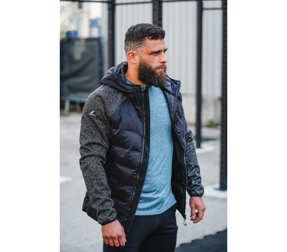 Giacca Man Sonic City Hybrid - Superdry