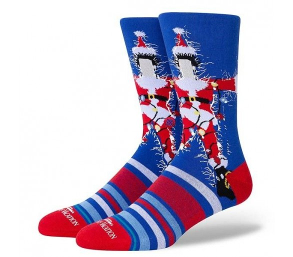 Chaussettes Christmas Vacation - Stance