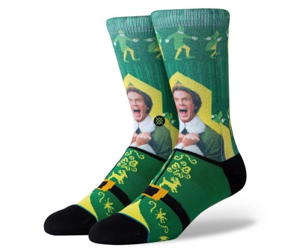 Chaussettes I Know Him (Elf) - Stance