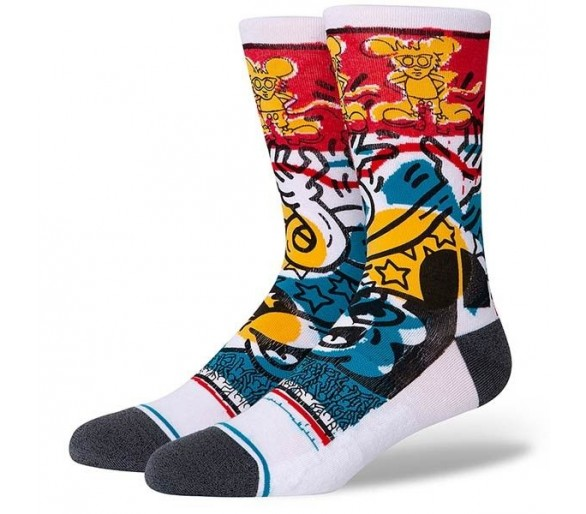 Primary Haring Socks - Stance