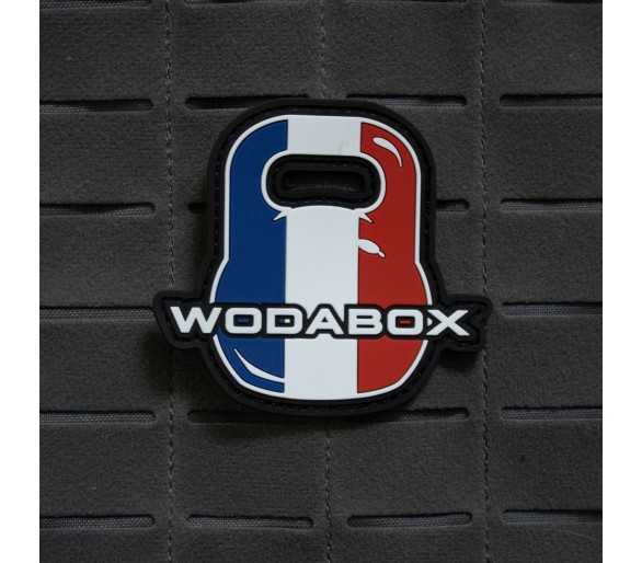 "PVC Patch ""Wodabox France"" - The Patches"