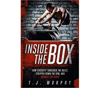 "Livre ""Inside The Box"" - T.J Murphy"