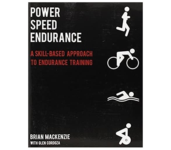 "Livre ""Power Speed ENDURANCE"" - Brian MacKenzie"