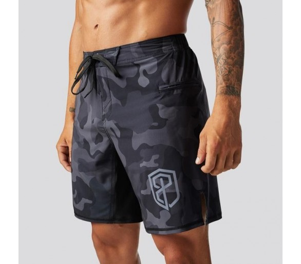 American Defender Shorts 3.0 (Badlands-Tie Closure) - Born Primitive