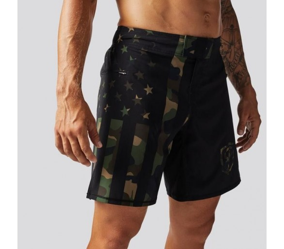 AMERICAN DEFENDER SHORTS 3.0 (VELCRO CLOSURE)