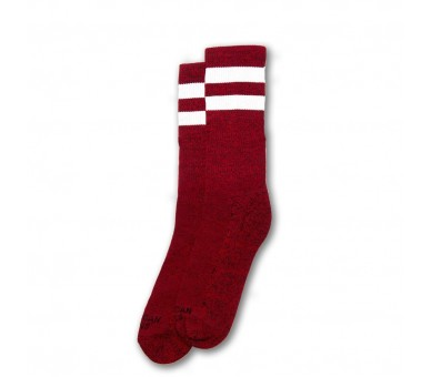Chaussettes Red Noise - Mid High - American Socks