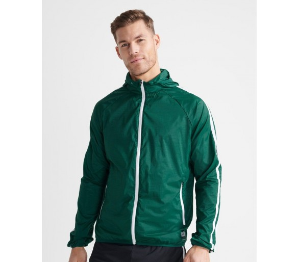 Veste Homme Coupe-Vent Run Lightweight - Superdry