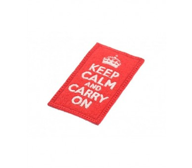 Patch Tissus - Keep Calm & Carry On Patchs - 4