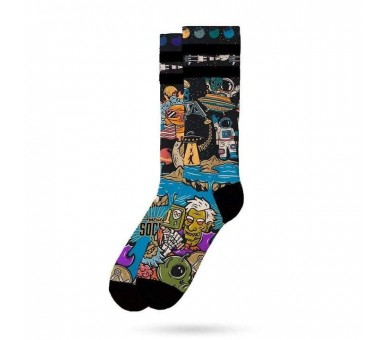 Chaussettes Conspiracy - Signature Series American Socks - 3