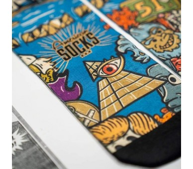 Chaussettes Conspiracy - Signature Series American Socks - 5