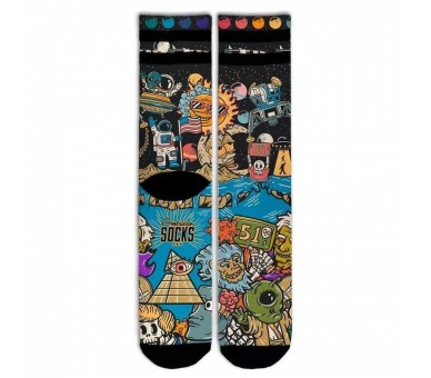 Chaussettes Conspiracy - Signature Series American Socks - 1