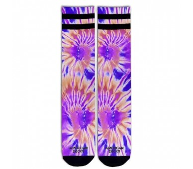 Chaussettes Trippin- Mid High American Socks - 3
