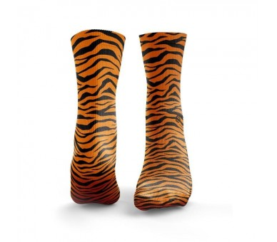 Chaussettes - Tiger Print HEXXEE - 1