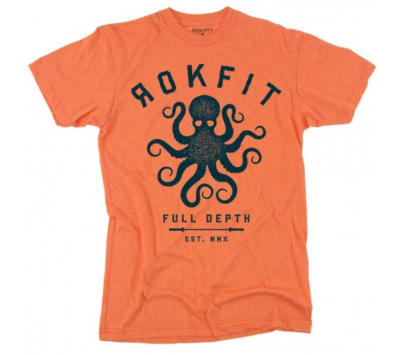 Full Depth TShirt Homme - Rokfit