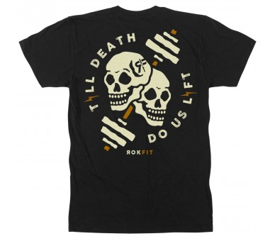 Till Death, Do Us Lift TShirt Homme - Rokfit