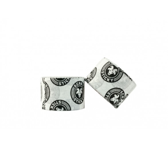 Grip Goat Tape - Scary Sticky Noir et Blanc (Protection doigts)