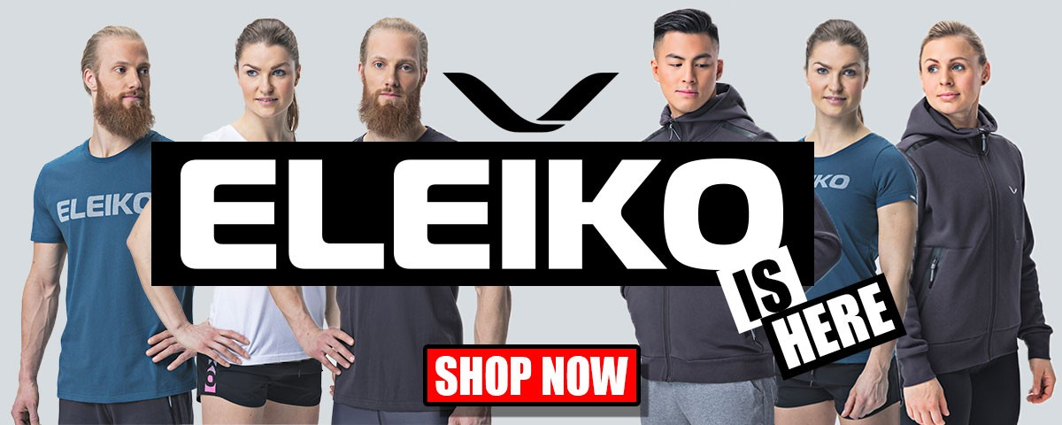 Eleiko is here