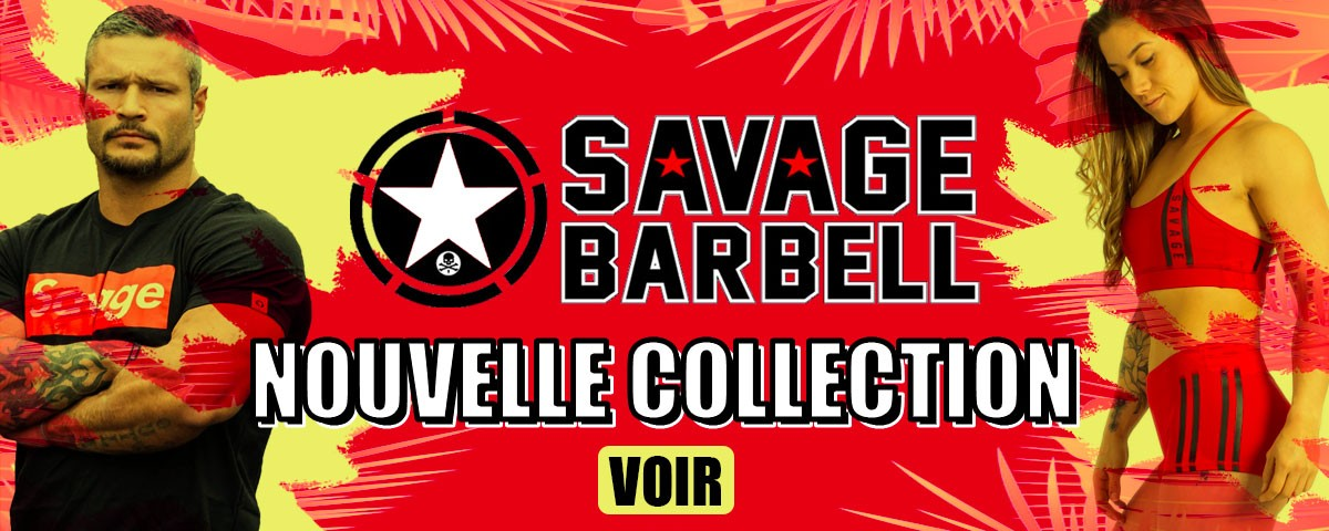 New Collection Savage Barbell