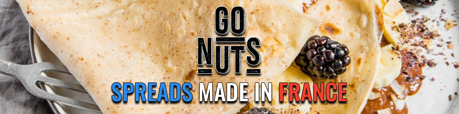 Go Nuts, French spreads